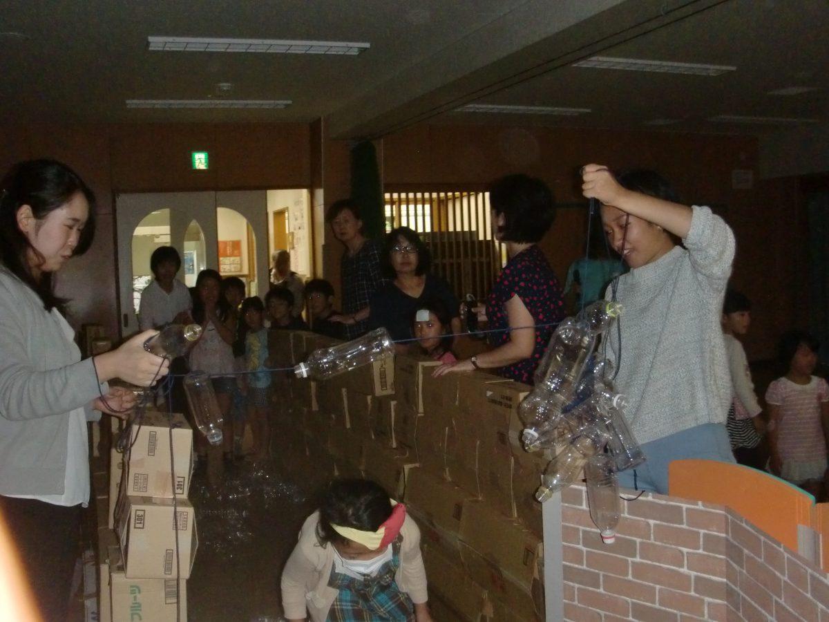 速報 キリン子育て応援事業・大地震からの子どもの安全確保講習会終了しました