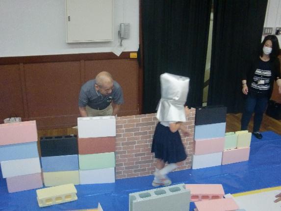 岩槻市主催 体験型防災教室を行いました。